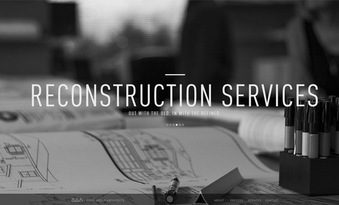 diehl group architects dga website