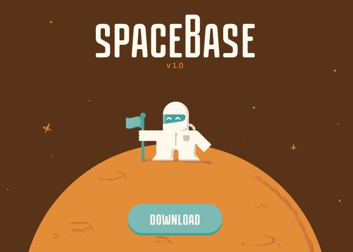 SpaceBase – Sass-based Responsive CSS Framework