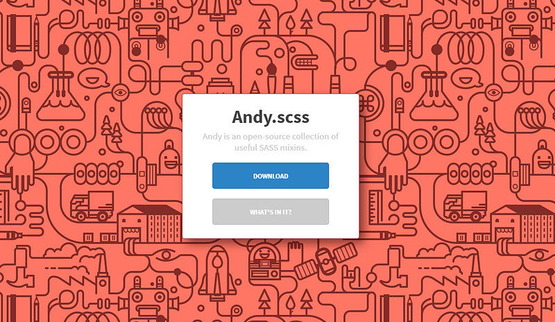Andy SCSS