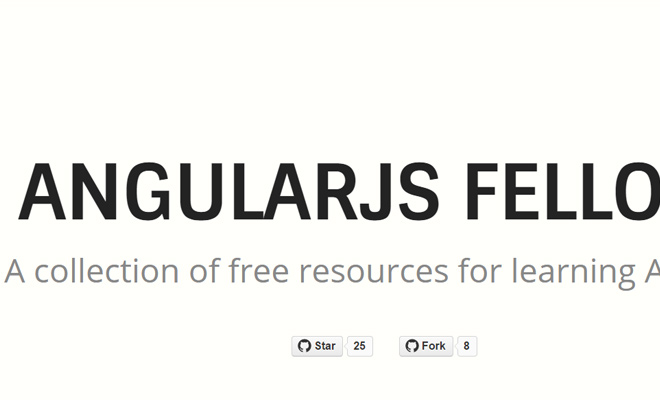 open source github repo angularjs fellows
