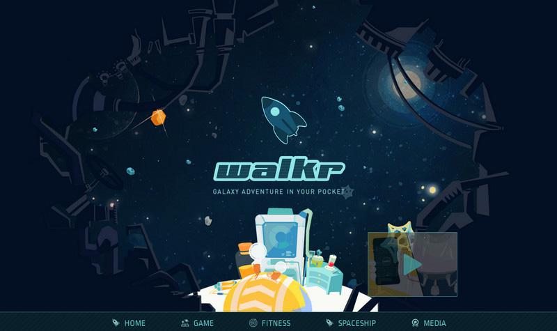 Walkr Game