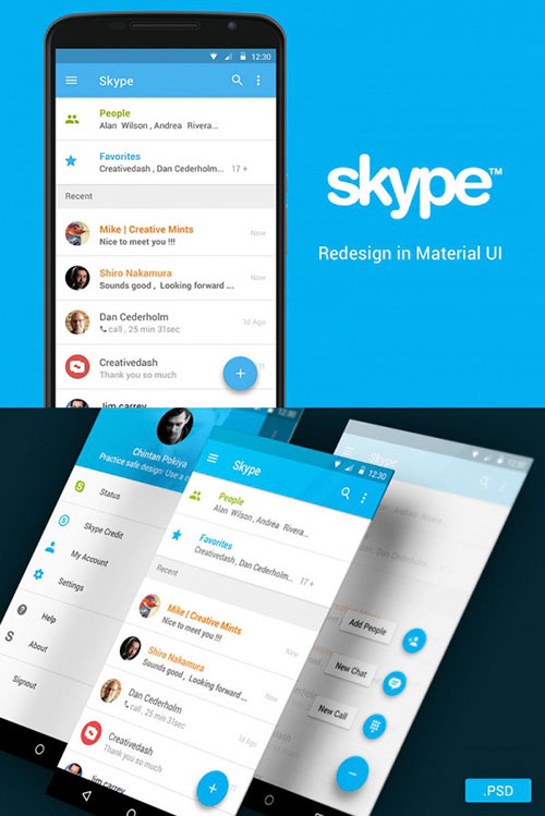 09-skype-for-android-material-ui-concept