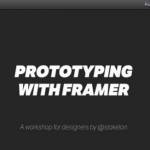 Best framer.js tutorials for 2015