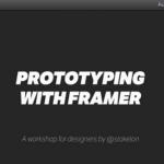 Best framer.js tutorials for 2015