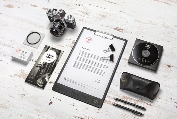 42 Super High Quality Free Mockups for Graphic Designers