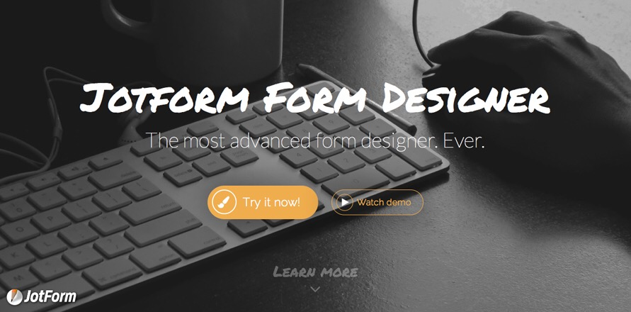 Create Your Own Professional Forms for Free with JotForm