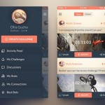 27 Fresh Free PSD UI Kits for Designers