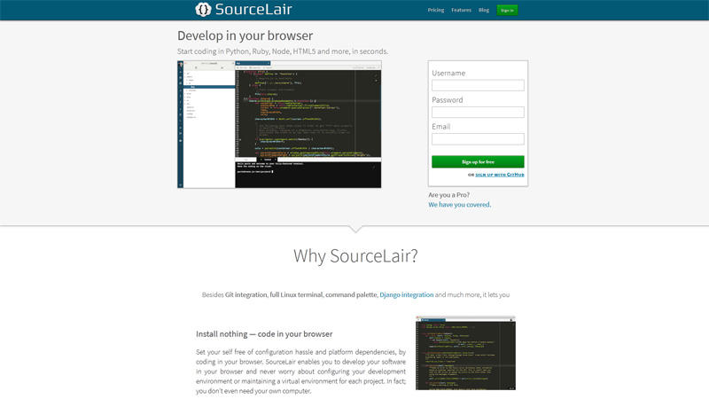 SourceLair