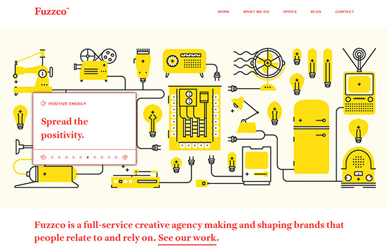 instantshift - Inspirational WordPress Site Designs