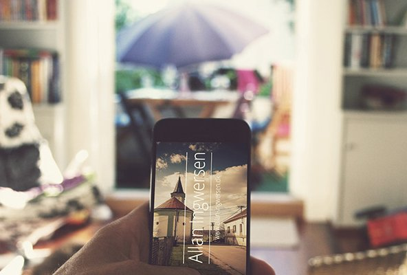 iPhone Photography MockUps #2
