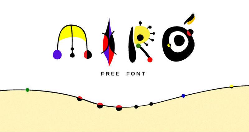 Miro Free Font