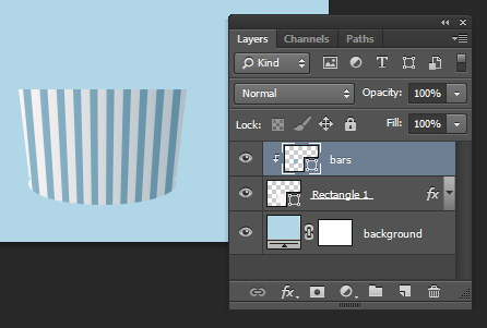 Draw an Ice Cream Icon Using Photoshop