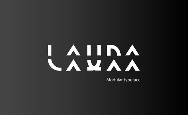 Laura free font