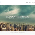 30+ Beautiful and Minimal WordPress Themes