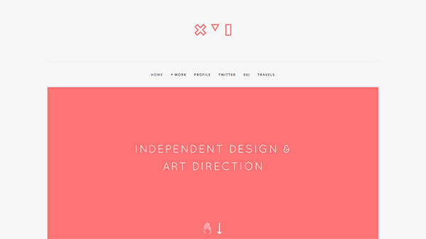 25 inspiring examples of ultra minimal web design idevie for Minimalist web design