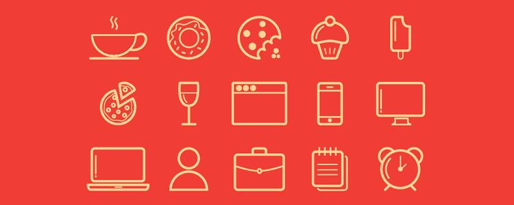 Design Essentials Vector Line Icons