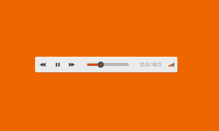howto design idraw vector media player