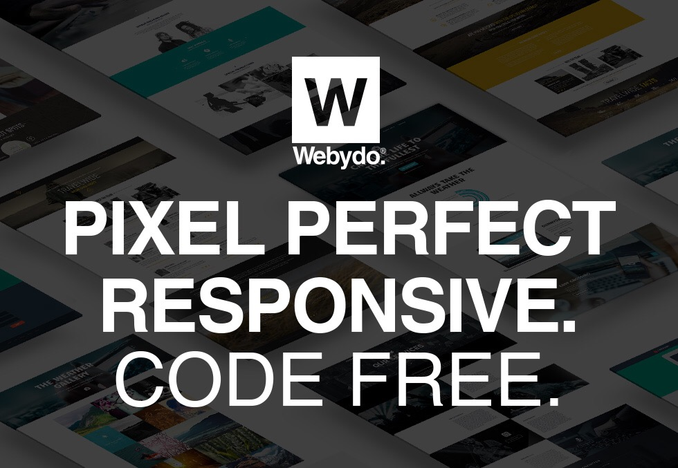 Create Code-free Websites with Webyo's Cloud-based Platform – Now with New Features!