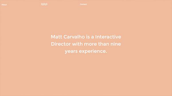 Matt Carvalho