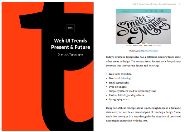 Free ebook Web UI Trends Present & Future