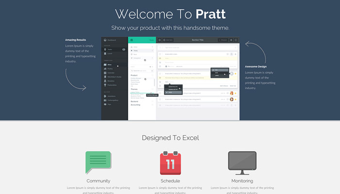 Free Responsive Bootstrap Theme
