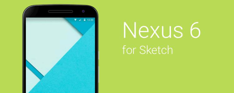 Nexus 6 Template