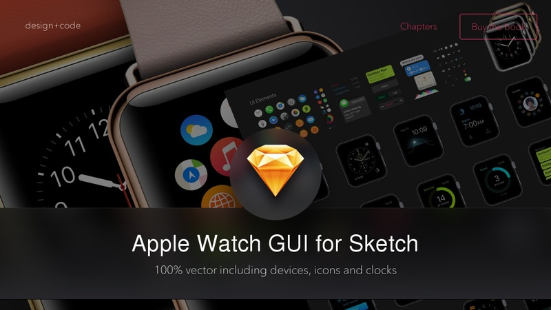 Apple Watch GI For Sketch