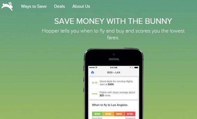 hopper startup ios app design