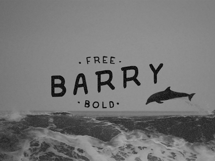 Barry Font Bold