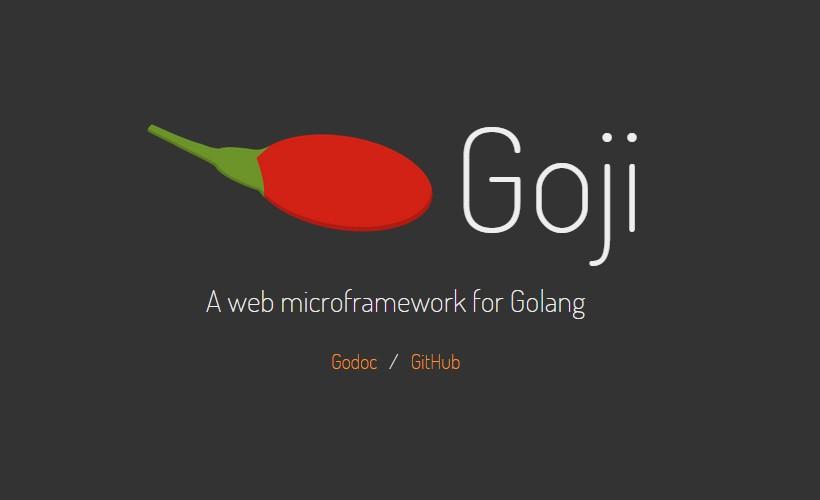 Goji: A Web Microframework for Golang