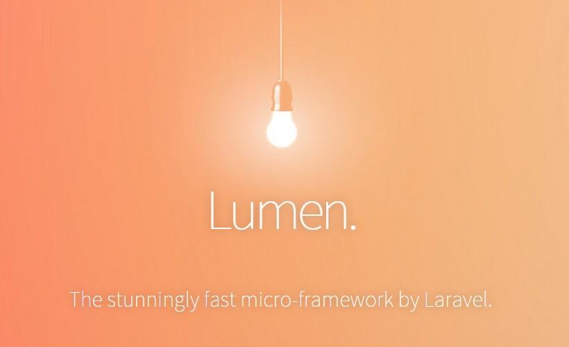 Lumen: PHP Microframework