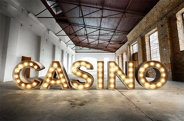 How To Create a Realistic 3D Casino Style Bulb Sign in Photoshop
