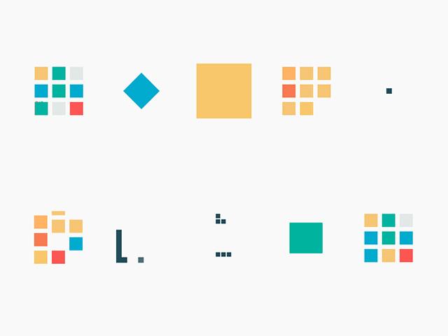 Flat squared preloaders