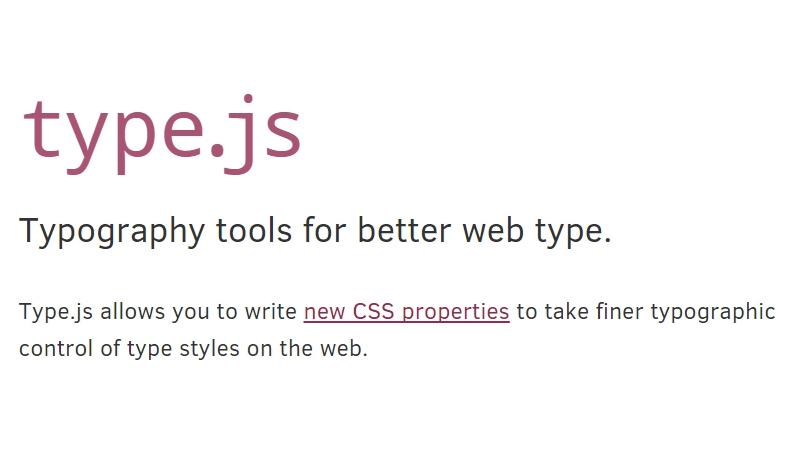 Type.js