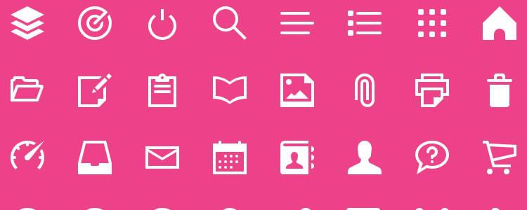 Touch Icon Set