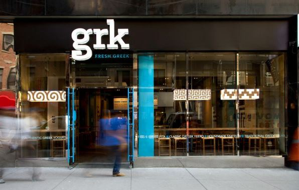 Grk greek restaurant
