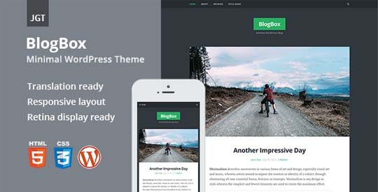 56.best-minimal-wordpress-themes