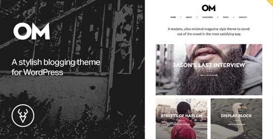 57.best-minimal-wordpress-themes