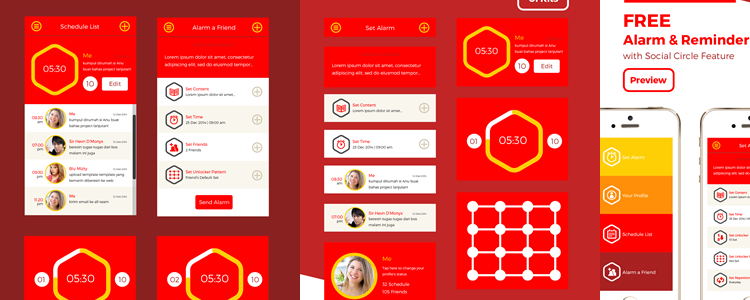 Top 50 Free Web UI Kits and Templates - iDevie