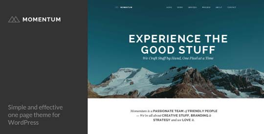 70.best-minimal-wordpress-themes