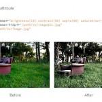 CamanJS – Image Manipulation in JavaScript