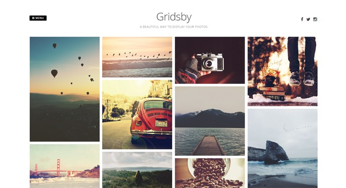 20 Amazing Free WordPress Photography Themes