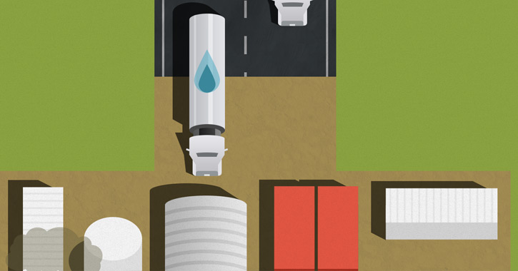 dangers of fracking parallax layout