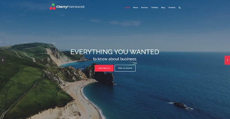 20 Best Free WordPress Themes for Those Who Wisely Choose a WP Template