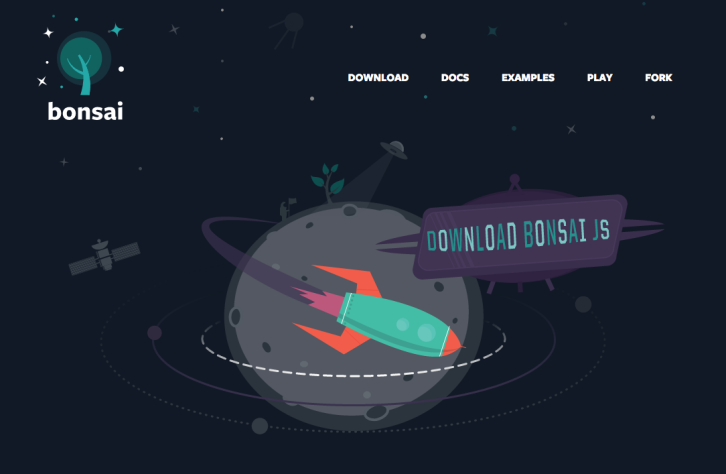 Bonsai.js – An Intuitive Graphics API and SVG Renderer