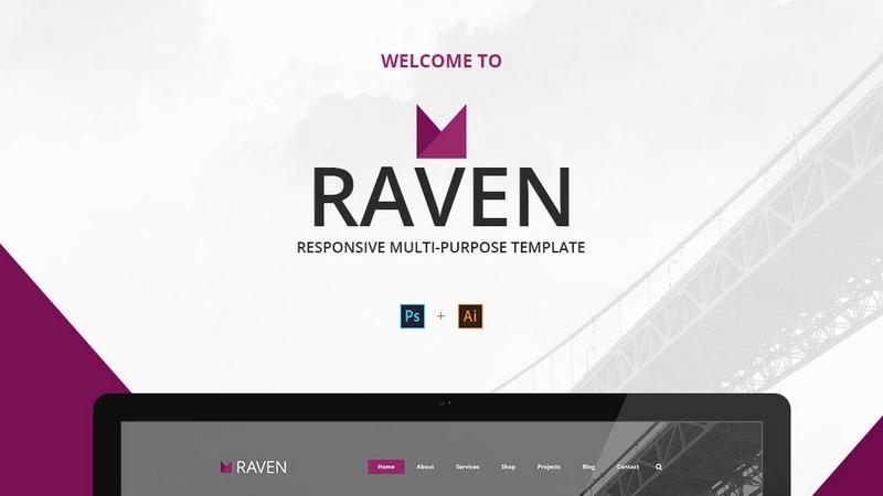Raven Template