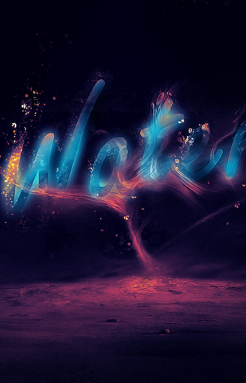 50 Best Text Effect Tutorials - 37