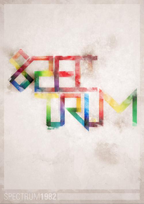 50 Best Text Effect Tutorials - 35