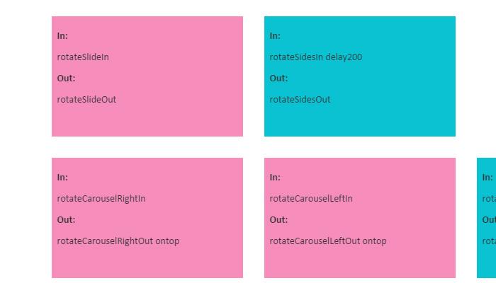 element transitions js javascript open source