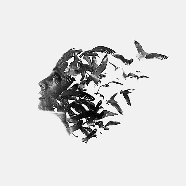 An ode to the sea by Aneta Ivanova